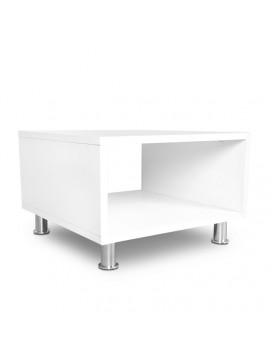 Bonn Coffee Table (White) For Living Room